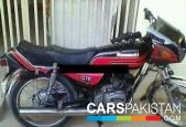 Kawasaki GTO 1987 for sale Karachi