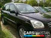 Kia Sportage for sale located in Islamabad