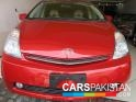 2007, Red Toyota Prius 1.5 VVTI T4 HYBRID For Sale, Unregistered, Registered Number From Lahore