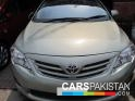 2009, Beige Toyota Altis 1.8L A/T SR For Sale, Lahore, Registered Number From Lahore