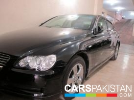 2006, Black Toyota Mark X (Petrol ) For Sale, Lahore, By: Mian Jahanzeb  (Dealer)