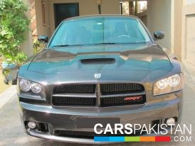 2006, Black Chrysler Dodge Charger (Petrol ) For Sale, Lahore, By: Asif Raja  (Private Seller)