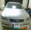 2005, Silver Metallic Toyota Mark X  For Sale, Unregistered, Registered Number From Faisalabad