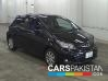 2011, Black Toyota Vitz  For Sale, Unregistered, Registered Number From Karachi