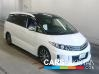 2012, White Toyota Estima  For Sale, Karachi, Registered Number: Unregistered