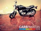 Honda CB 400 NC 36 1997 for sale Lahore