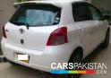 2006, White Toyota Vitz  For Sale, Karachi, Registered Number From Karachi
