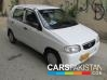 2006, White Suzuki Alto VXR For Sale, Karachi, Registered Number From Karachi