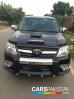 2009, Black Metallic Toyota Vigo  For Sale, Unregistered, Registered Number From Lahore