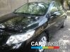 2009, Black Toyota Corolla  For Sale, Islamabad, Registered Number From Islamabad