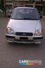 2004, Silver Hyundai Santro Exec For Sale, Faisalabad, Registered Number: Lahore
