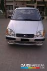 Hyundai Santro for sale located in Faisalabad