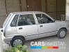 2007, Silky Silver Suzuki Mehran VXR-CNG For Sale, Lahore, Registered Number: Lahore