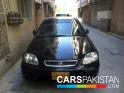 1996, Black Honda Civic  For Sale, Karachi, Registered Number From Karachi