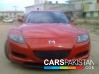 2008, Red Mazda RX 8  For Sale, Karachi, Registered Number: Karachi