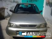 Suzuki Alto for sale located in Nowshera