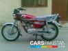 Honda CG 125 2013  For Sale, Rawalpindi, Registered Number: Unregistered