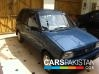 2008, Blue Metallic Suzuki Mehran  For Sale, Faisalabad, Registered Number: Lahore