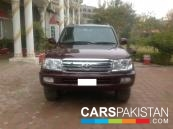2002 Toyota Land Cruiser  in Islamabad