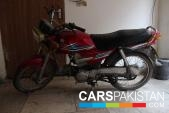 Yamaha Junoon YD 100 2007 for sale Lahore