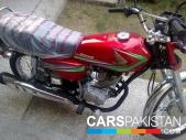 Honda CG 125 2013 for sale Bahawalpur