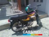 Star DS 70 2005 for sale Karachi
