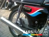 Honda CG 125 1998 for sale Lahore