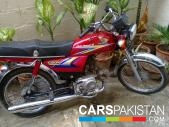 Honda CD 70 2011 for sale Karachi