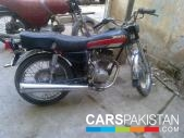 Honda CG 125 1992 for sale Karachi