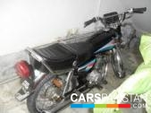 Honda CG 125 2004 for sale Karachi