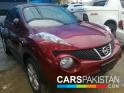 2010, Maroon Nissan Juke  For Sale, Unregistered, Registered Number From Karachi