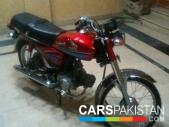 Honda CD 70 2008 for sale Karachi