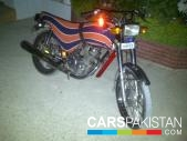 Honda CG 125 2002 for sale Karachi
