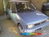 2003, Blue Metallic Suzuki Mehran VXR-CNG For Sale, Lahore, Registered Number From Lahore