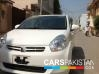 2010, White Toyota Passo  For Sale, Unregistered, Registered Number From Karachi