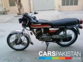 Kawasaki GTO 1992 for sale Rawalpindi