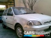 Suzuki Cultus for sale located in Faisalabad