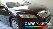 Toyota Camry for sale located in Islamabad