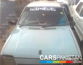1998, Grey Suzuki Khyber (Petrol / CNG ) For Sale, Karachi, By: ABDUL QADIR MEMON  (Private Seller)
