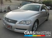 Toyota Mark X for sale located in Karachi