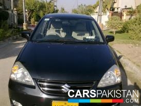 2007, Black Suzuki Liana (Petrol / CNG ) For Sale, Karachi, By: Kashif Aman  (Private Seller)