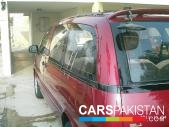 Toyota Previa for sale located in Lahore