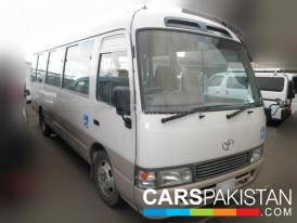 1993, Brown Toyota Coaster (Diesel ) For Sale, Lahore, By: Muhammad Salman  (Private Seller)